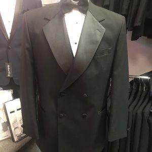 NWOT Double Breasted Notch Tuxedo